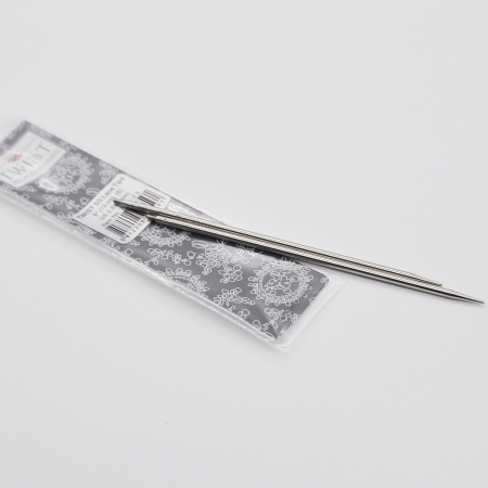 Спицы съемные металлические 13 см, 1.75 мм