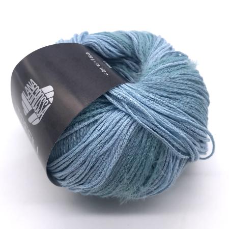 Пряжа для вязания и рукоделия Trefili (Lana Grossa) цвет 006, 160 м