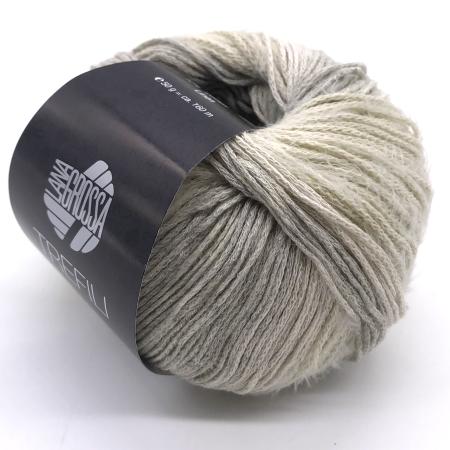 Пряжа для вязания и рукоделия Trefili (Lana Grossa) цвет 011, 160 м