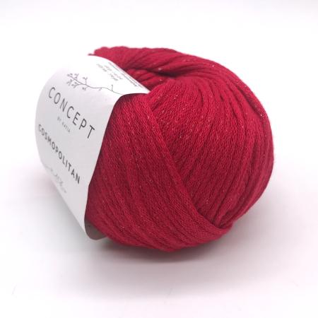 Пряжа для вязания и рукоделия Cosmopolitan (Katia) цвет 82, 105 м