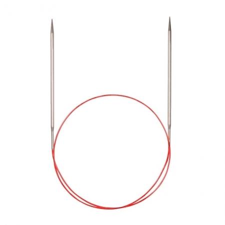 Спицы для кругового вязания с удлиненным кончиком 775-7, 120 см / 3.5 мм (Addi)