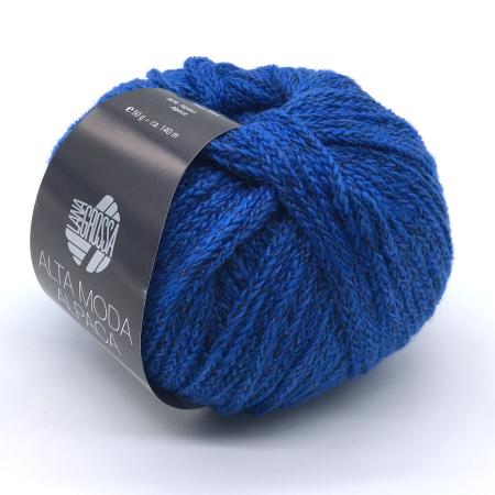 Пряжа для вязания и рукоделия Alta Moda Alpaca (Lana Grossa) цвет 76, 140 м
