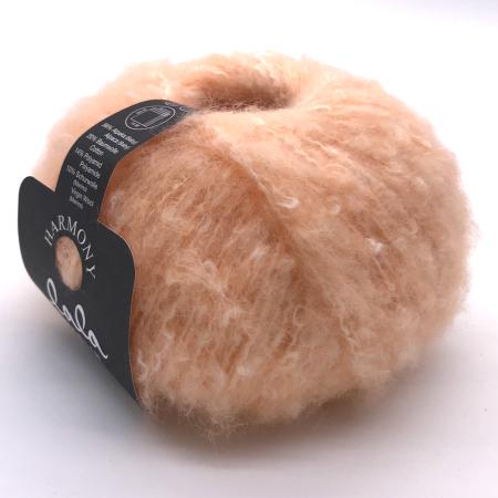 Пряжа для вязания и рукоделия Lala Berlin Harmony (Lana Grossa) цвет 002, 150 м