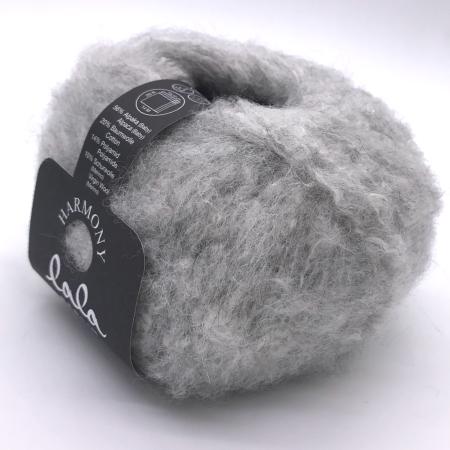 Пряжа для вязания и рукоделия Lala Berlin Harmony (Lana Grossa) цвет 005, 150 м
