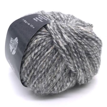 Пряжа для вязания и рукоделия Sara (Lana Grossa) цвет 007, 125 м