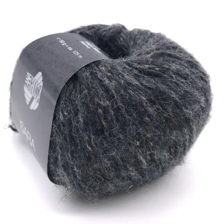 Пряжа для вязания и рукоделия Sara (Lana Grossa) цвет 008, 125 м