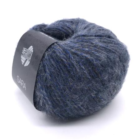 Пряжа для вязания и рукоделия Sara (Lana Grossa) цвет 009, 125 м