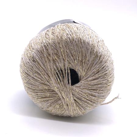 Пряжа для вязания и рукоделия Brillino (Lana Grossa) цвет 009, 200 м