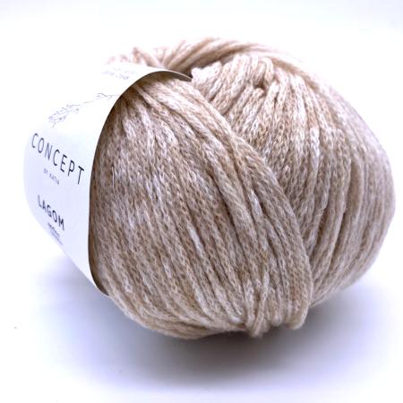 Пряжа для вязания и рукоделия Lagom (Katia) цвет 121, 200 м