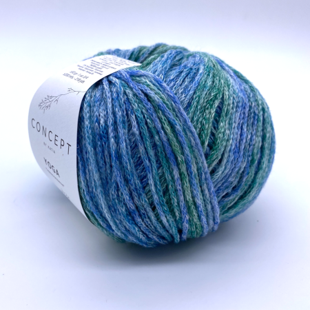Пряжа для вязания и рукоделия Yoga (Katia) цвет 205, 200 м