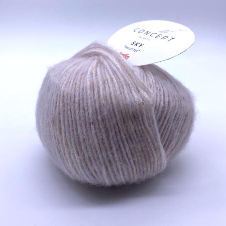 Пряжа для вязания и рукоделия Sky (Katia) цвет 83, 160 м