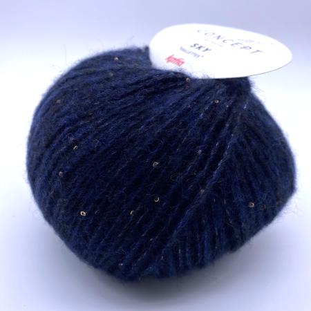 Пряжа для вязания и рукоделия Sky (Katia) цвет 86, 160 м