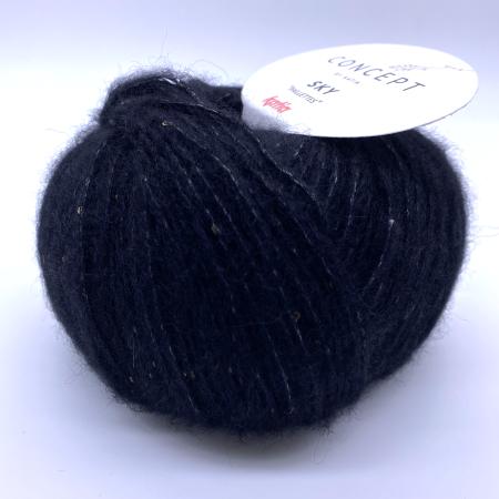 Пряжа для вязания и рукоделия Sky (Katia) цвет 87, 160 м