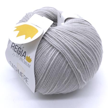 Пряжа для вязания и рукоделия Cashmere (Regia) цвет 00020, 400 м