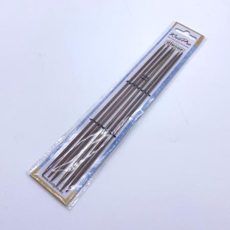 Спицы чулочные KnitPro Ginger 20 см 2.5 мм