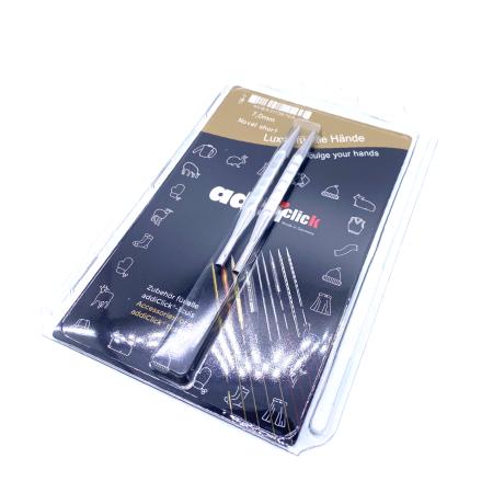 Спицы съемные укороченные Addi Novel 7 мм