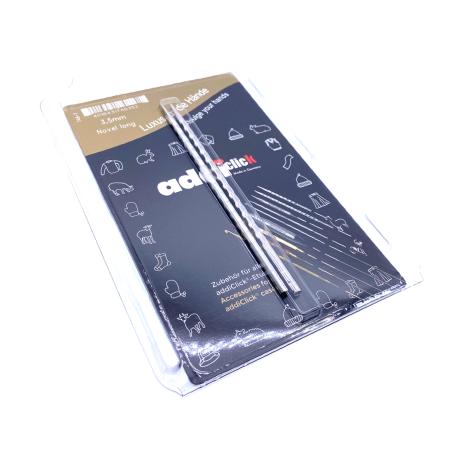 Спицы съемные Addi Novel 3.5 мм