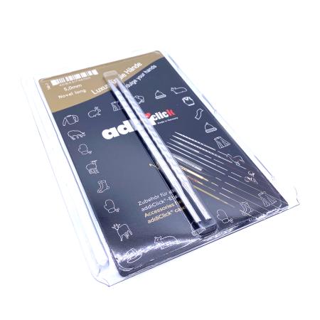 Спицы съемные Addi Novel 5 мм