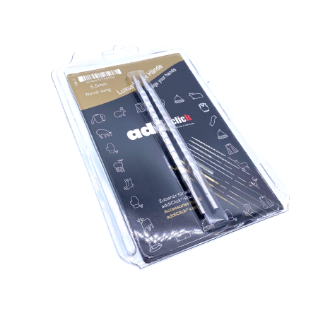 Спицы съемные Addi Novel 5.5 мм