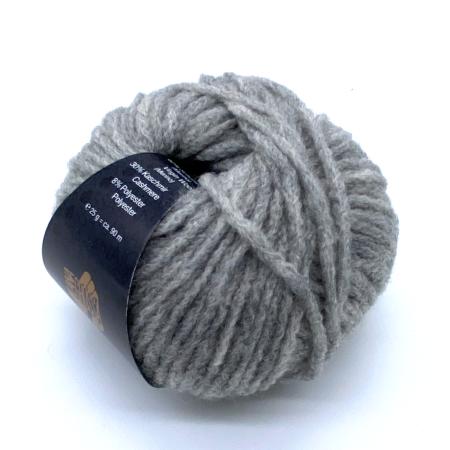 Пряжа для вязания и рукоделия Cashmere Moda (Lana Grossa) цвет 011, 90 м