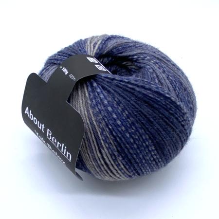 Пряжа для вязания и рукоделия About Berlin Yak Relax (Lana Grossa) цвет 664, 420 м