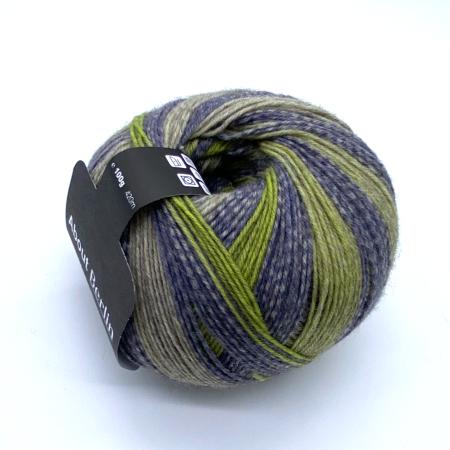 Пряжа для вязания и рукоделия About Berlin Yak Relax (Lana Grossa) цвет 665, 420 м