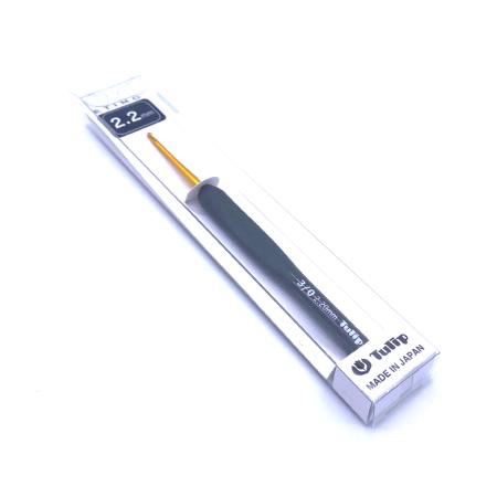 Крючок с ручкой Etimo, 2.2 мм (чёрный)