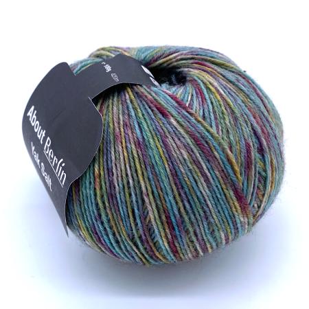 Пряжа для вязания и рукоделия About Berlin Yak Salt (Lana Grossa) цвет 624, 420 м