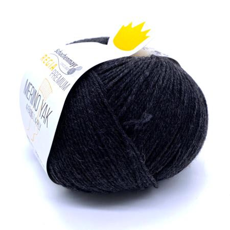 Пряжа для вязания и рукоделия Merino-Yak (Regia) цвет 07512, 400