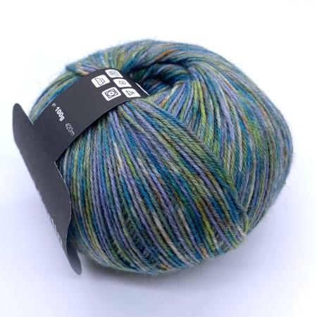 Пряжа для вязания и рукоделия About Berlin Yak Salt (Lana Grossa) цвет 626, 420 м