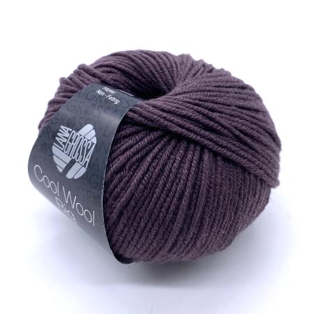 Пряжа для вязания и рукоделия Cool Wool Big (Lana Grossa) цвет 964, 125 м