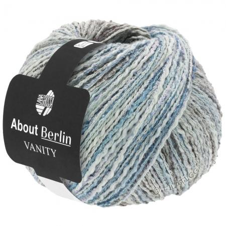 About Berlin Vanity (Lana Grossa) цвет 012, 100 м