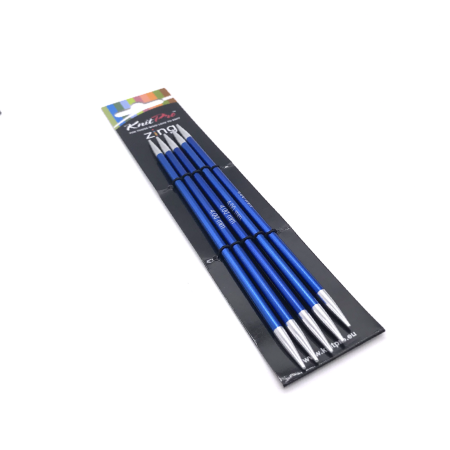 Спицы чулочные Zing 20 см 4 мм