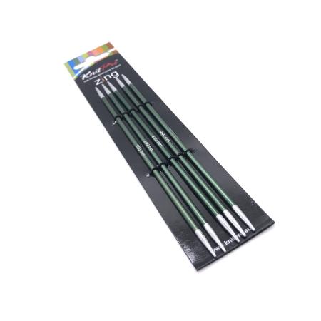 Спицы чулочные Zing 20 см 3.5 мм