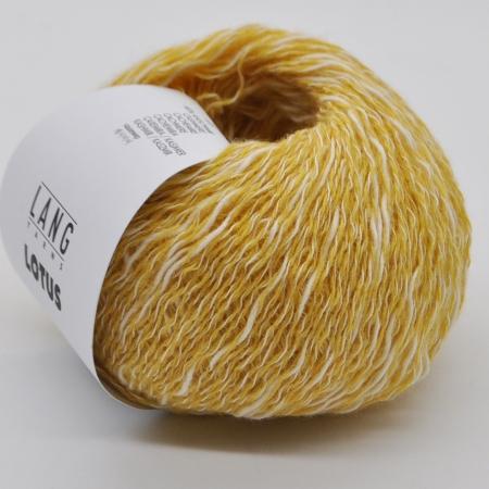 Пряжа для вязания и рукоделия Lotus (Lang Yarns) цвет 0013, 200 м