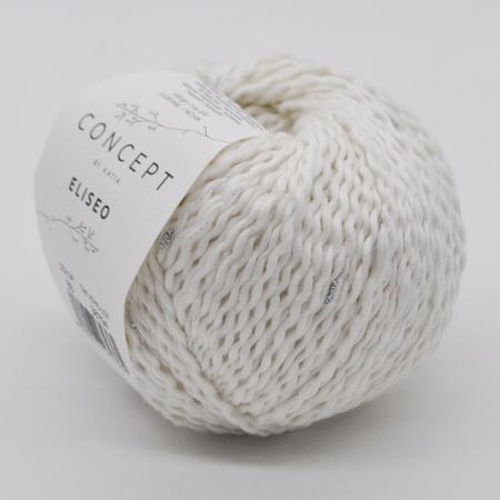 Пряжа для вязания и рукоделия Eliseo (Katia) цвет 60, 130 м