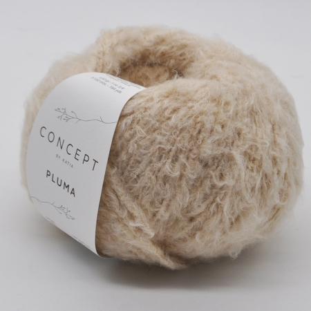 Пряжа для вязания и рукоделия Pluma (Katia) цвет 71, 150 м