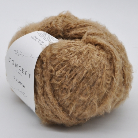 Пряжа для вязания и рукоделия Pluma (Katia) цвет 77, 150 м