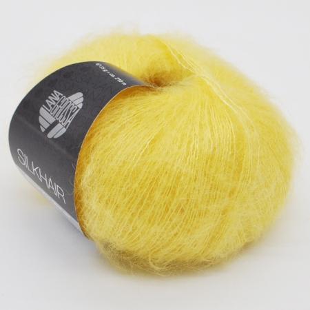 Пряжа для вязания и рукоделия Silkhair (Lana Grossa) цвет 158, 210 м