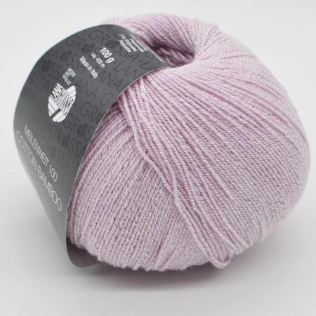 Пряжа для вязания и рукоделия Silkhair (Lana Grossa) цвет 0001, 420 м