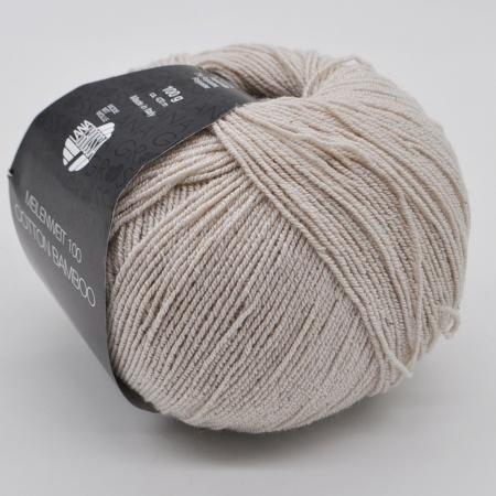 Пряжа для вязания и рукоделия Silkhair (Lana Grossa) цвет 0011, 420 м