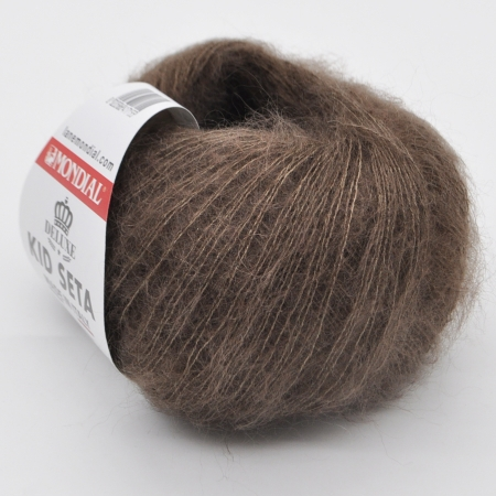 Пряжа для вязания и рукоделия Kid Seta (Mondial) цвет 510, 210 м