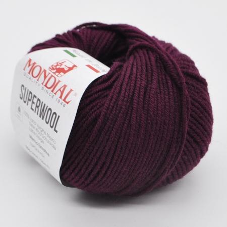 Пряжа для вязания и рукоделия Superwool (Mondial) цвет 361, 125 м