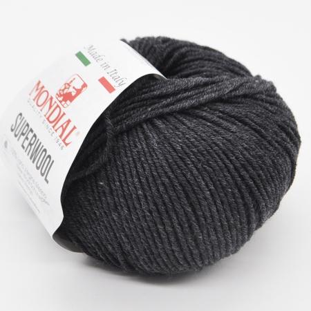 Пряжа для вязания и рукоделия Superwool (Mondial) цвет 705, 125 м
