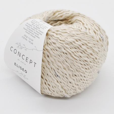 Пряжа для вязания и рукоделия Eliseo (Katia) цвет 66, 130 м