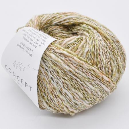 Пряжа для вязания и рукоделия Polynesia (Katia) цвет 203, 165 м