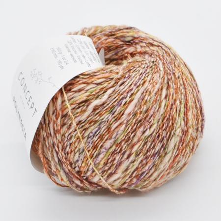 Пряжа для вязания и рукоделия Polynesia (Katia) цвет 204, 165 м