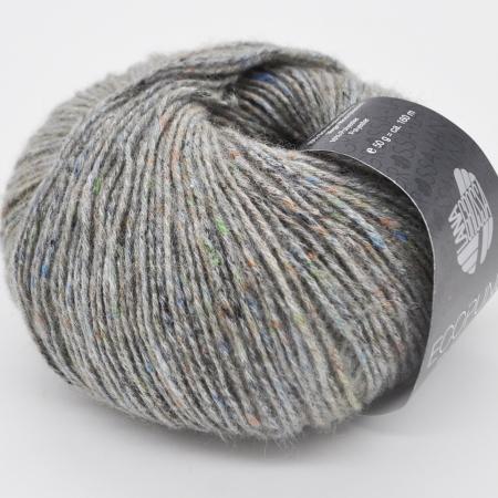 Пряжа для вязания и рукоделия Ecopuno Tweed (Lana Grossa) цвет 303, 160 м