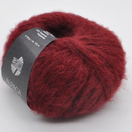 Пряжа для вязания и рукоделия Alpaca Moda (Lana Grossa) цвет 010, 135 м