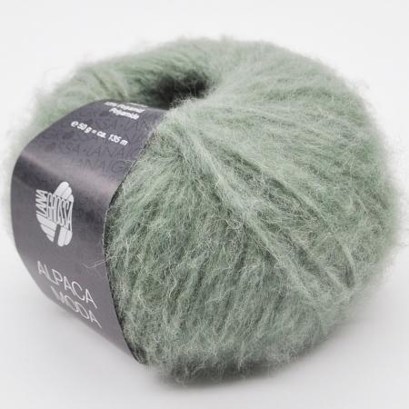 Пряжа для вязания и рукоделия Alpaca Moda (Lana Grossa) цвет 006, 135 м